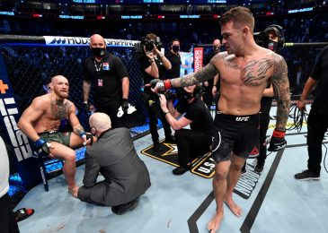 Dustin Poirier accuses Conor McGregor of failing to ship on promise of $500,000 charity donation to basis, UFC rival hits again