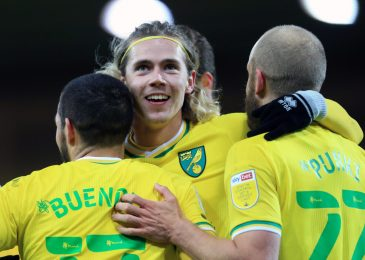 Norwich PROMOTED to the Premier League with 5 matches to spare as Brentford and Swansea drop factors