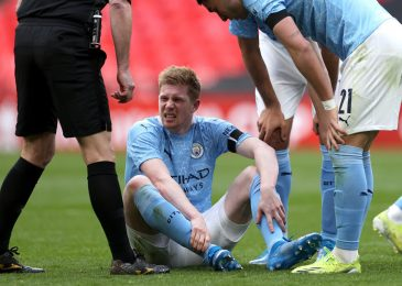 Pep Guardiola reveals 'concern' about Kevin De Bruyne damage as Man City star faces race to be match for Carabao Cup closing conflict in opposition to Tottenham