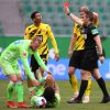 Jude Bellingham earns first purple card of senior profession and Erling Haaland scores wonderful double as Borussia Dortmund beat Bundesliga top-four rivals