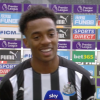 Arsenal loanee Joe Willock admits scoring essential equaliser vs Tottenham 'makes it sweeter' after substitute rescues invaluable level for Newcastle