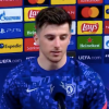 Mason Mount insists Porto job is just half accomplished after starring in Chelsea's Champions League quarter-final first leg victory