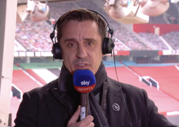 Gary Neville tears into 'disgraceful' European Tremendous League plans in unbelievable rant