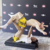 Jake Paul performs weird routine at open exercise forward of boxing match with Ben Askren