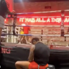 UFC fighter Mike Perry releases clip of sparring session with 'spoilt brat' Jake Paul exhibiting completely different story to YouTuber's clip