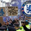 Chelsea set to PULL OUT of European Tremendous League after fan protests which noticed Petr Cech confront supporters