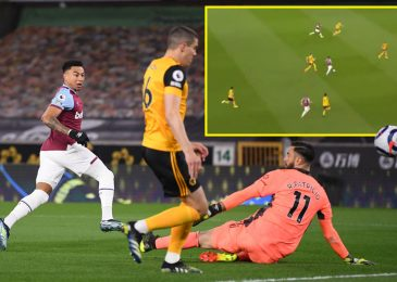 Jesse Lingard is the Premier League's 'finest participant on present type' and would 'begin forward of Raheem Sterling' for England, says Adrian Durham