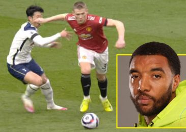 Tottenham star Heung-min Son defended as Troy Deeney claims even REFEREES urge gamers to go down