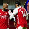 Arsenal forwards seemed like 'little mafia' towards Liverpool as 'uncomfortable' Gary Neville suggests Mikel Arteta has had sufficient