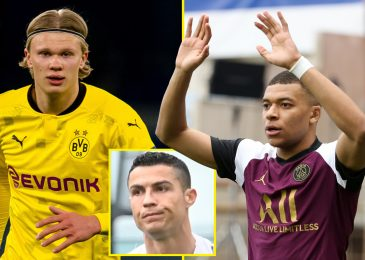 Cristiano Ronaldo linked with PSG if Kylian Mbappe joins Actual Madrid, however Los Blancos tipped to signal Borussia Dortmund star Erling Haaland as an alternative