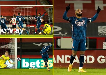 Arsenal ease previous Sheffield United with very good group aim as Bukayo Saka suffers contemporary damage blow
