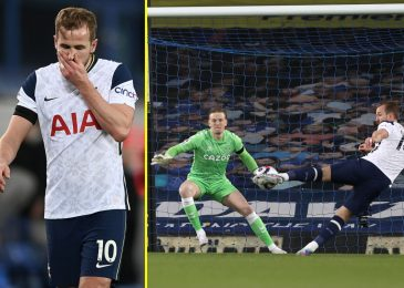 Jose Mourinho provides Harry Kane damage replace forward of Carabao Cup last with Manchester City after goalscoring masterclass in Everton draw