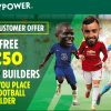 Guess £10 get £50 in FREE BETS on this weekend's Premier League motion