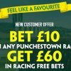 Get £60 in FREE BETS for Punchestown Competition