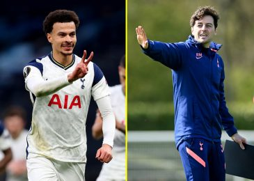 Ryan Mason 'totally deserves' Tottenham job, whereas Jose Mourinho's alternative might reintegrate Dele Alli and play attacking soccer, ex-teammate Andros Townsend tells talkSPORT