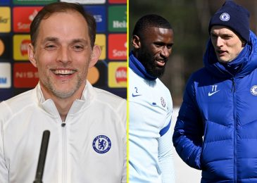 Thomas Tuchel says 'you do not wish to battle Antonio Rudiger' following Kepa Arrizabalaga bust-up as Chelsea boss names his three hardest stars