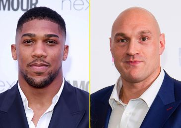 Anthony Joshua vs Tyson Fury date can be August 14