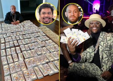 Floyd Mayweather claims internet value is now over $1.2billion, reveals paydays for Conor McGregor and Manny Pacquiao, plus predicted purse for Logan Paul