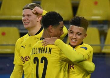 Borussia Dortmund will 'undoubtedly not promote' Manchester United switch goal Jude Bellingham with claims they need wonderkid over Jadon Sancho