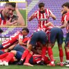 Luis Suarez in tears on video name to household as he celebrates Atletico Madrid beating Actual Madrid to LaLiga title and goals dig at former membership Barcelona