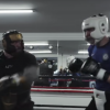 Eddie Corridor's new sparring companion is 6ft10 teenager as he prepares for Hafthor Bjornsson battle later this 12 months