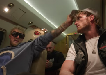 Logan Paul advised Jake to not steal Floyd Mayweather's hat as brothers recreate notorious brawl, however antics might result in ban from combat date