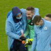 Scott Carson mobbed by Man City teammates after saving Newcastle penalty in shock debut for membership in seven-goal thriller