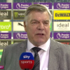 Sam Allardyce hits out at Michail Antonio for 'disgusting' long-ball feedback and steps down as West Brom head coach simply minutes after West Ham defeat
