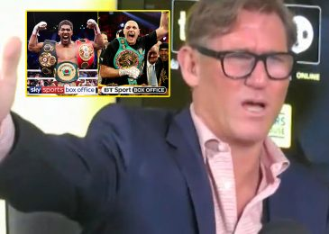 Followers will illegally stream Anthony Joshua vs Tyson Fury if PPV worth is hiked, promoters warned by Simon Jordan