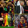 Barcelona's win over Manchester United in 2011 Champions League ultimate was 'soccer perfection' however Sir Alex Ferguson 'surrendered to romanticism' which allowed Lionel Messi to flourish as a false 9