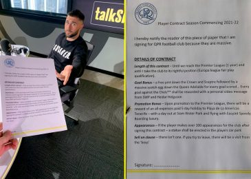 Charlie Austin handed 'new QPR contract' on Breakfast present as talkSPORT producer and Rangers fan tries to get him to signal for Championship aspect completely