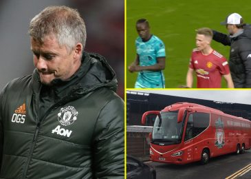 Two individuals arrested at Outdated Trafford protest, Keane slams Man United gamers after Liverpool defeat, Klopp performs down Mane handshake snub – Soccer information stay