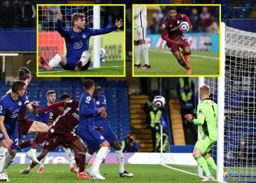 Chelsea get revenge on Leicester and take big stride in direction of top-four end as Timo Werner and VAR take centre stage and depart Liverpool on Foxes' tail