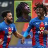 Crystal Palace gamers had been 'in tears' as Eberechi Eze ruptured Achilles simply moments earlier than getting England call-up textual content for Euros, reveals Andros Townsend