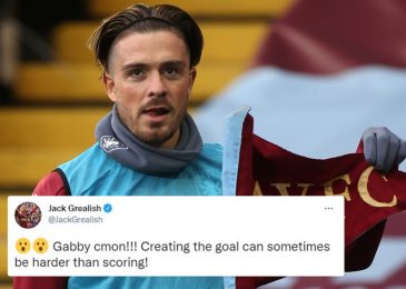 Jack Grealish joins debate about assists as he tells Gabby Agbonlahor that creating might be more durable than scoring targets as Michael Owen, Cesc Fabregas and Rio Ferdinand argue