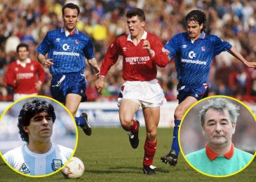 Manchester United legend Roy Keane dismissed reward from Diego Maradona and switch curiosity from Liverpool and Actual Madrid in typical style however was nonetheless a tearaway at Nottingham Forest