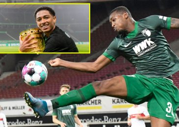 Reece Oxford utilizing Jude Bellingham for inspiration as former West Ham star eyes England spot after thriving in Augsburg's defence