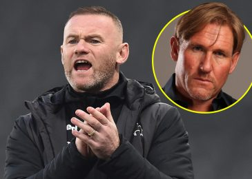 Derby informed to 'sleep on it' after 'staggeringly unhealthy' season earlier than deciding Wayne Rooney's future