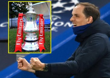 Thomas Tuchel 'would fairly win FA Cup' with Chelsea than end in high 4 as Blues boss explains starvation for silverware