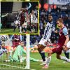 West Ham United leapfrog Tottenham with gritty win at West Brom to edge nearer to Europa League spot