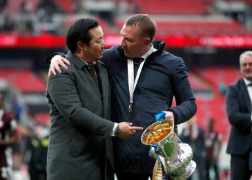 Tottenham 'not a large enough job' for Brendan Rodgers as Simon Jordan urges Leicester boss to remain at 'sensible membership'