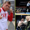 Matthew Hatton remembers sharing ring with Saul 'Canelo' Alvarez and his punch energy, whereas Liam Smith says Billy Joe Saunders is in for a protracted evening in opposition to pound-for-pound famous person