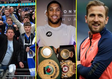 Harry Kane desires to LEAVE Tottenham response, Premier League to welcome again followers tonight, new blow to Joshua vs Fury battle, Lampard 'nonetheless in touch' over Crystal Palace job – Sports activities information dwell