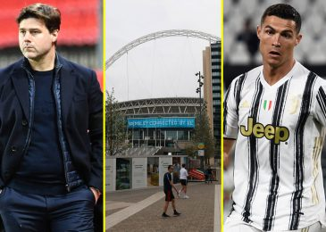 UEFA in talks to maneuver Champions League last to Wembley, Ronaldo going through embarrassing profession milestone, Pochettino beneath strain as PSG extra floor in title race – Soccer information stay