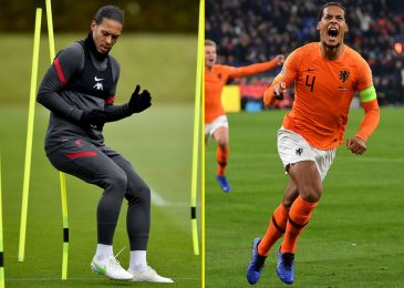 Netherlands 'placing strain on Liverpool' so Virgil van Dijk can function at Euro 2020 and injured Dutch captain 'could need to go towards membership's needs'
