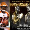 Floyd Mayweather vs Logan Paul undercard: Three fights introduced together with weird exhibition debut for ex-NFL star