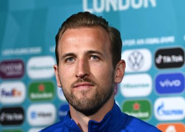 Harry Kane feels higher now than at 2018 World Cup as England captain insists he's not excited about Tottenham future and is concentrated on Euro 2020 glory