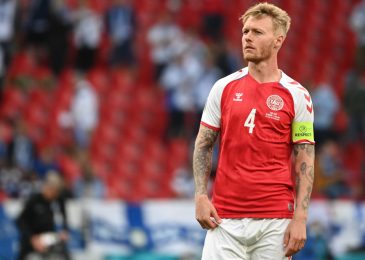Denmark's Simon Kjaer may very well be made AC Milan captain after giving stricken Christian Eriksen very important therapy following cardiac arrest