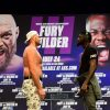 Tyson Fury insists he is 'prepared for struggle' and he'll 'smash Deontay Wilder's face in' as date for trilogy struggle is confirmed