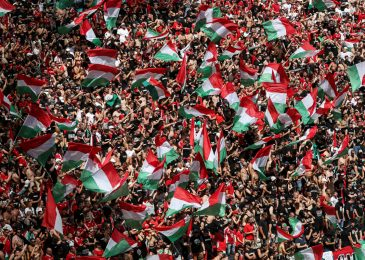UEFA investigating 'potential discriminatory chants' throughout Hungary's Euro 2020 matches in opposition to Portugal and France at Puskas Enviornment in Budapest